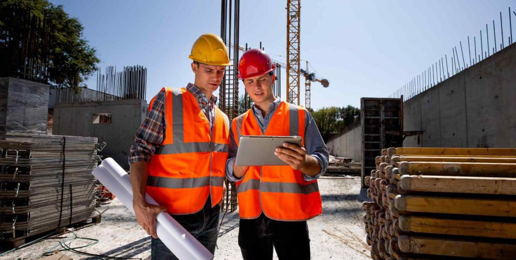 How Axonator's mobile forms improve construction safety