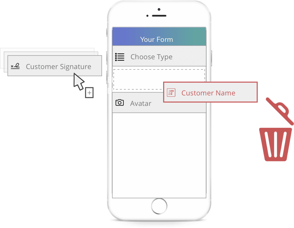 Customize Mobile Forms