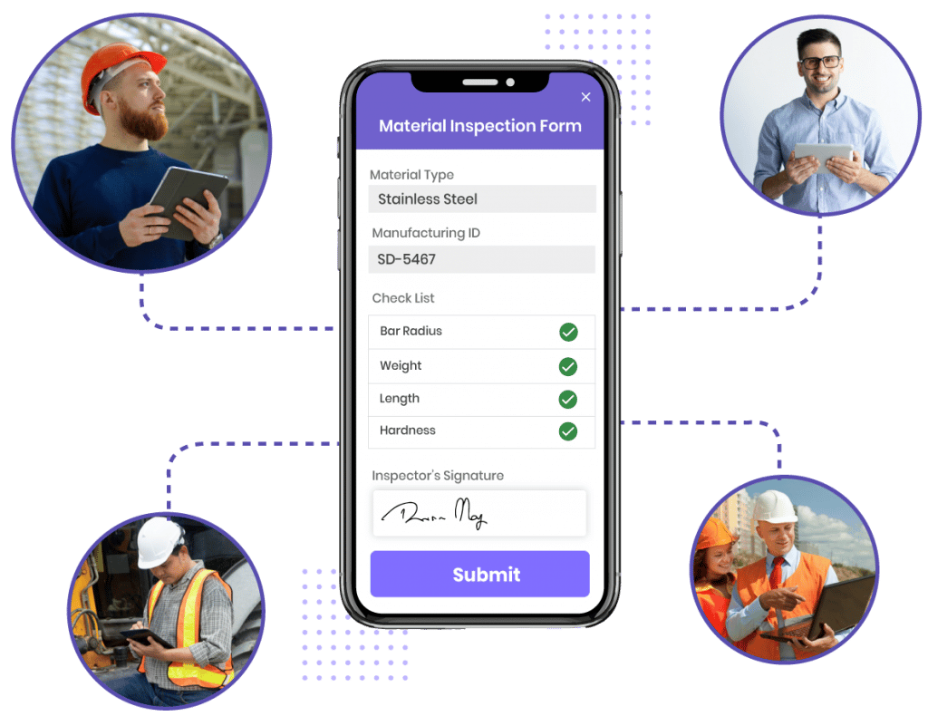 Streamlined Communications Mobile Apps For Manufacturing Industry