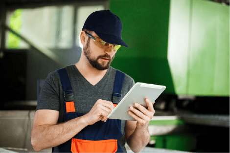 Attendance App for Manufacturing Companies 