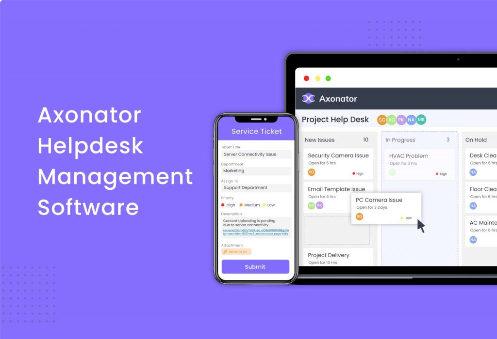 Why Is Axonator Helpdesk Management Software The Best Choice You Can Make